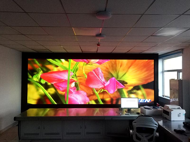 无缝拼接大屏幕