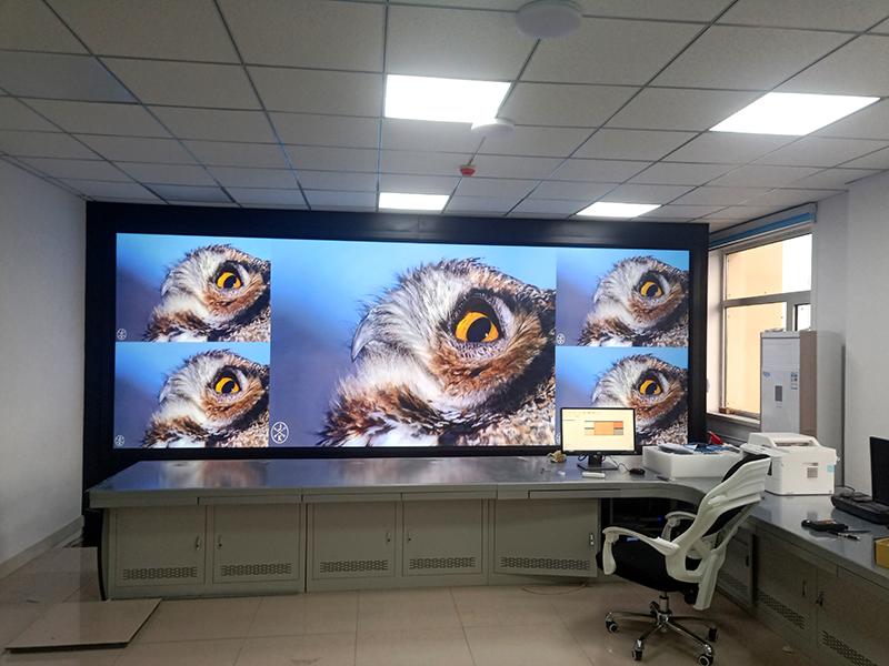 DLP激光无缝拼接大屏幕